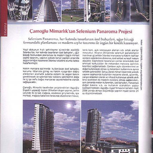 2005 Aralık İnşaat Yatırım Dergisi