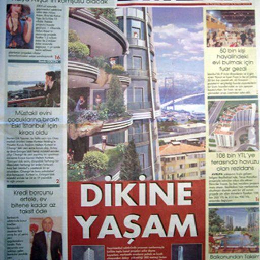 2006 Mart Hürriyet Yaşam Emlak