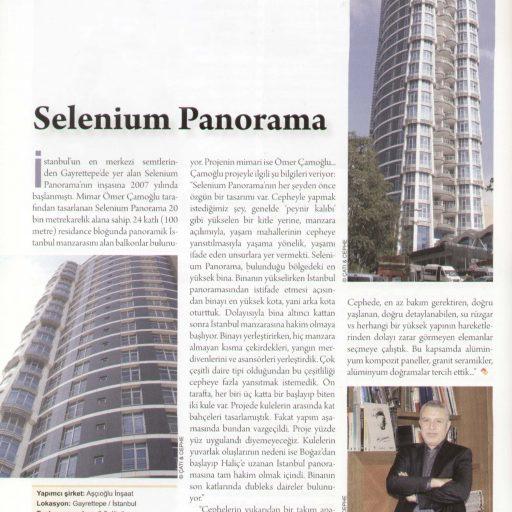 2010 Çatı ve Cephe Dergisi