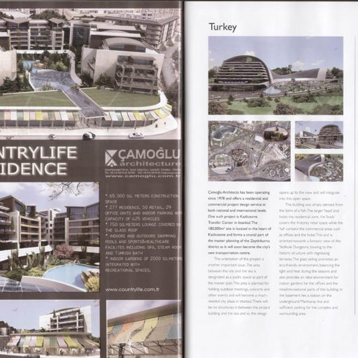2010 Countrylife Residence European Property Awards