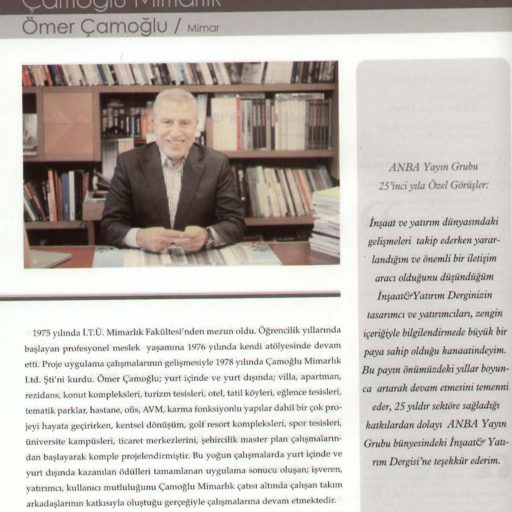 2010 İnşaat Yatırım Dergisi