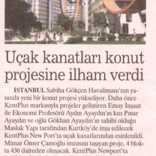 2010 Milliyet Gazetesi