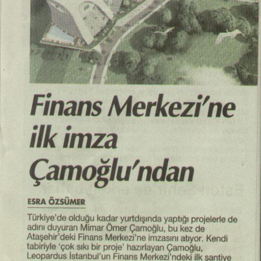 2011 Cumhuriyet Gazetesi